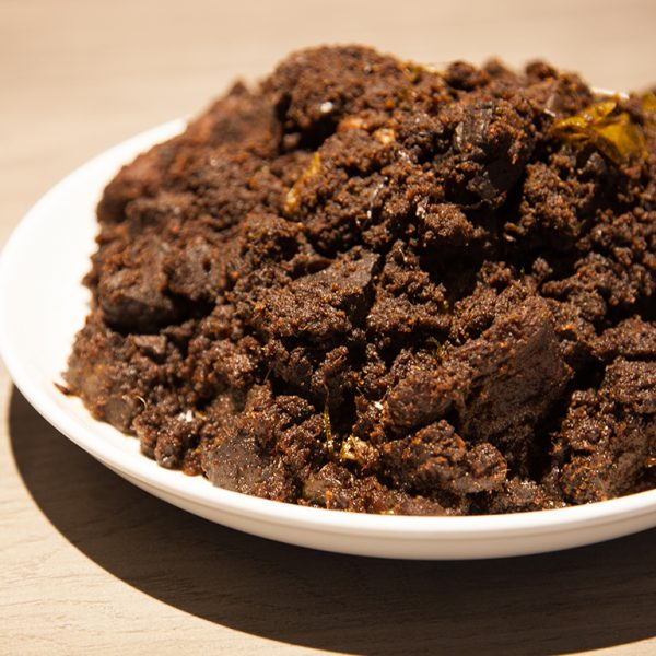 beef and offal rendang