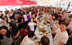 Jom Durian 10: The Most Expensive Durian Event in 2017
