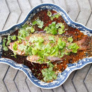 Hong Kong-style Steamed Fish