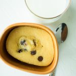 Chocolate Chip Mug Cake