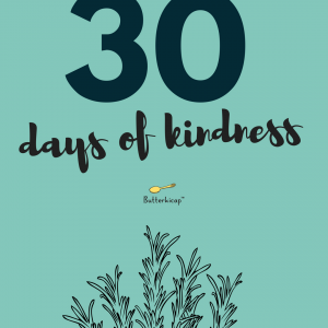 30 Days of Kindness for Ramadan