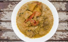 slow cooker mutton korma