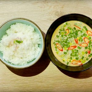 chef zam recipe chinese-style steamed eggs