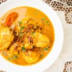 Lazy Slow Cooker Chicken Curry