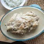Slow Cooker Creamy Coconut Chicken Stew