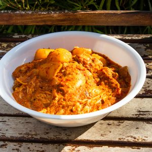 slow cooker devil curry