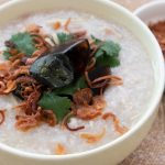 slow cooker ginger chicken rice porridge